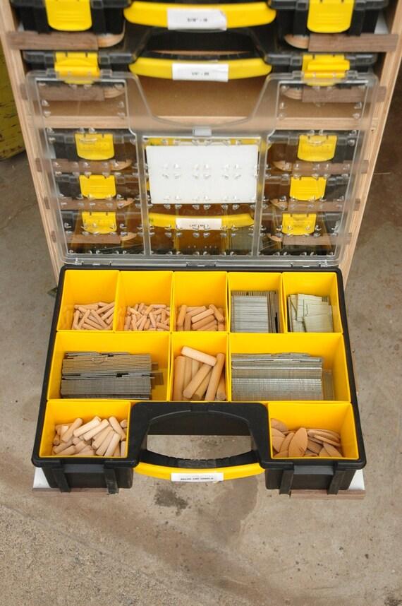 Mobile Modular Small Parts Rack Pdf Plan Inexpensive Adam