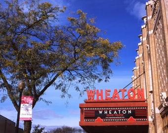 Wheaton Grand Theatre, Wheaton, IL, October 2017