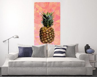 Pinapple Pop Art