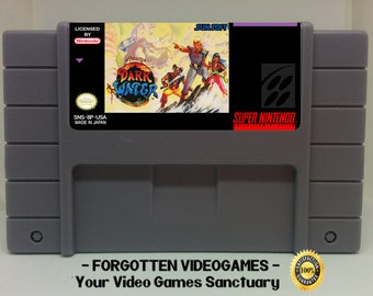 The Pirates Of Dark Water - SNES Super Nintendo