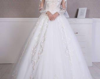 Klaretta. Wedding Dress