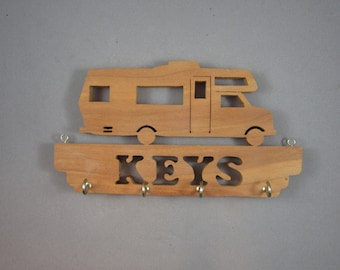 Camper Key Holder