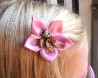 Disney's Dory and Squirt Hair Bow/Hair Clip, Kanzashi