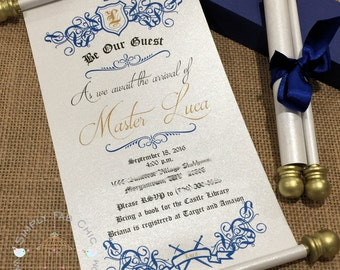 Luxury invitations Etsy