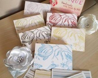 Pretty design envelopes.Gift card envelopes.Design gift card envelopes.Pretty gift card note.Design