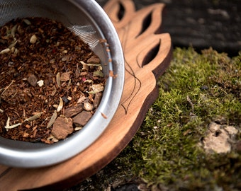 Misty Mountain Chai Organic Loose Leaf Rooibos Tea