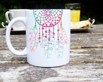 Mug attrape rêve ! ,mug magique, Mug original, idée cadeau,  cadeau,
