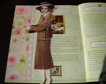 Ingrid Bergman bookmark