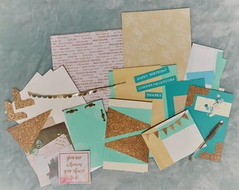 Rustic Chic Ultimate Cardmaking Pack 60+ Pieces
