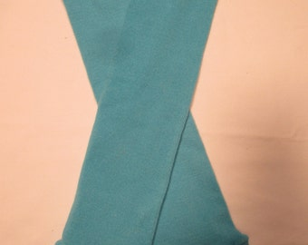 Leg Warmers  / Arm Warmers / Babylegs  -Bright Blue Solid - Dees Transformations