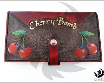 Checkbook cherry Cherry Bomb
