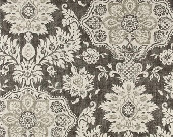 Belmont Metal, Magnolia Home Fashions - Cotton Upholstery Fabric By The Yard