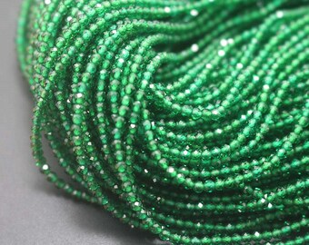 """Faceted Iolite Beads,Iolite Faceted beads bulk supply,Small size beads,15""""one strand ,2mm"""
