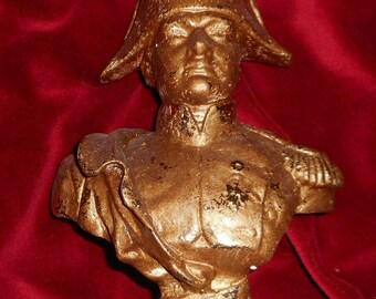 Napoleon Bonaparte Bust skulpture  11 inch