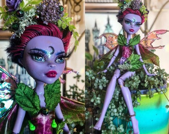 Kestra Thistle - A fairy custom
