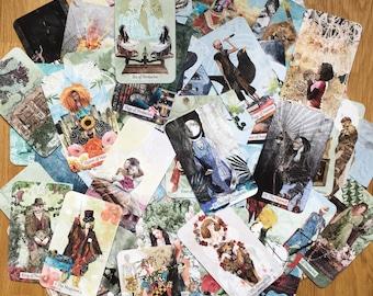 PRE-ORDER-The Textured Tarot: tarot cards, tarot deck, indie deck,