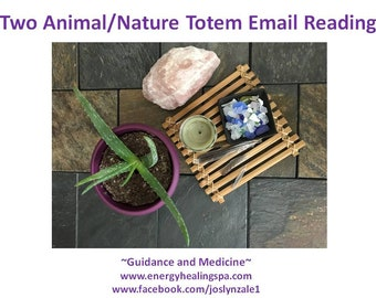 Two Animal or Nature Totems Email Message