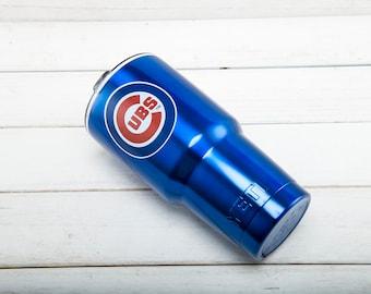 Chicago Cubs YETI Cup  Chicago Cubs Cup Chicago Cubs Birthday Chicago Cubs Gift Chicago Cubs Party Chicago Cubs YETI Cup YETI Tumbler