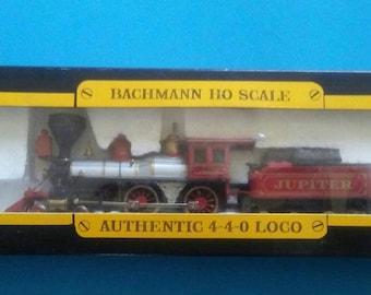Bachmann Ho Jupiter 4-4-0 Locomotive  New in box