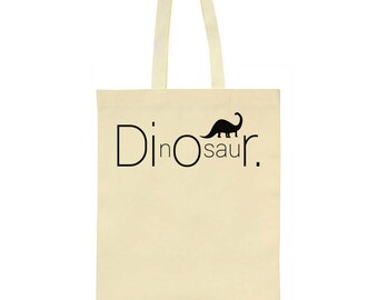 DInOsauR Fashion Brand Tote Bag