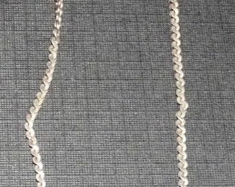 Sterling eagle necklace