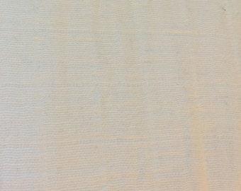 White Double Gauze Embrace by Shannon Fabrics