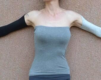 ARM WARMERS SHRUG Festival Top 2018 Backless Shrug Bolero Long Sleeve Cardigan Bolero Short Shrug Yoga Sleeves Fitted Shrug Fitted Bolero