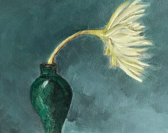 Waterlily calls Monet
