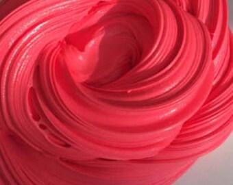 Vanilla Scented Dark Pink Slime