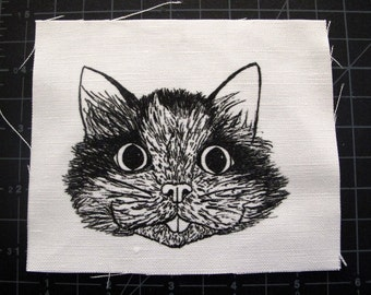 Bewildered Cat Patch