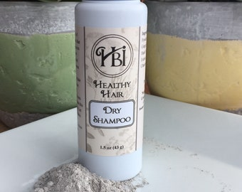 Volumizing Dry Shampoo Powder, Botanical Extracts, Good for hair & scalp, Oil Absorbing