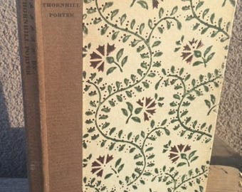 Billy, the True Story of a Canary Bird, by Maud Thornhill Porter, copyright 1912