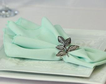Mint Napkin Polyester
