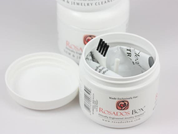 Rosados Box Jewelry Cleaner Non-Toxic Biodegradable