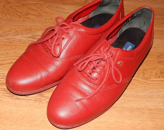 Easy Spirit - Anti-Gravity Leather Shoes Oxfords Size 7