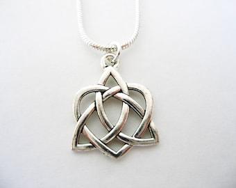 Irish heart jewelry etsy aloadofball Image collections