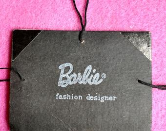 Vintage Barbie Clothes BUSY GAL Fashion Designer Portfolio RARE & Excellent!! Very hard To Find!