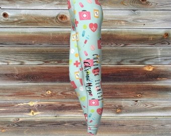 Chronic Illness Leggings