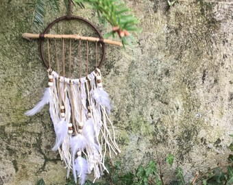 dream catcher Driftwood original handmade
