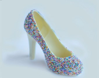 Chocolate shoe - the Torre