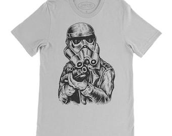 Stormtrooper - Star Wars inspired tee