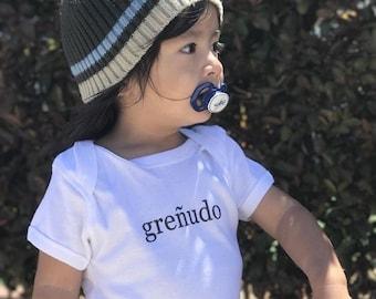Grenudo onesie