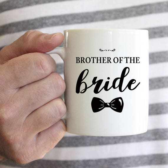 Gift For Brother Wedding Gift For Brother From Bride Brother