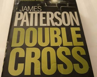 2007 Hardback Edition James Patterson Double Cross