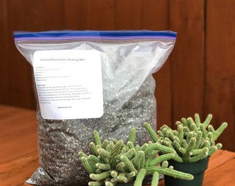 2 gal. Cactus soil mix/ Succulents soil mix