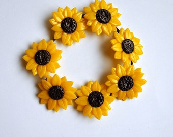 Sunflowers Bracelet - Gifts for her