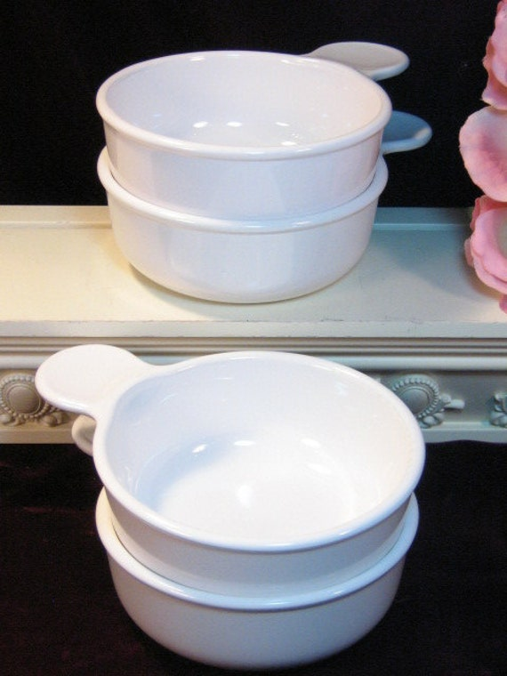 Vintage Pyroceram Corning Ware Corelle White Centura Casserole