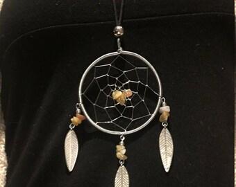 Dream Catcher Necklace SALE