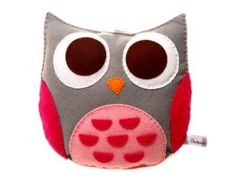 Lisette the OWL or OWL - N 223 Manu pattern