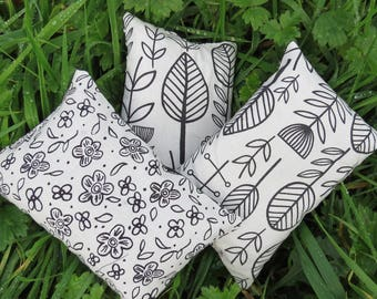 Lavender sachets.  A set of three lavender sachets.  Lavender bundle.